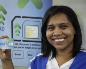 A primeira operadora evangélica do mundo foi lançada no Brasil
