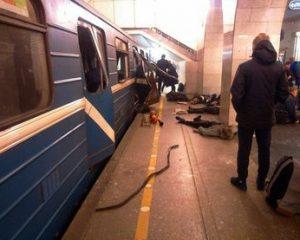 Atentado terrorista na Rússia deixa 10 mortos e dezenas de feridos