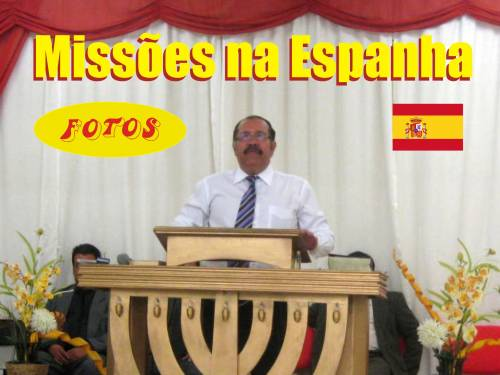 Missões em Portugal e Espanha