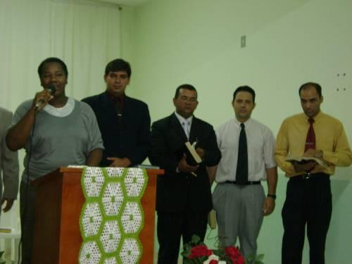 Campo de Limeira inaugura mais uma congregação em Santa Gertrudes - SP