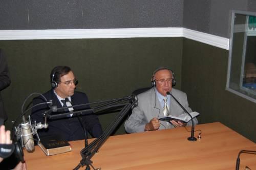 Inauguração da Rádio Jesus é o Caminho
