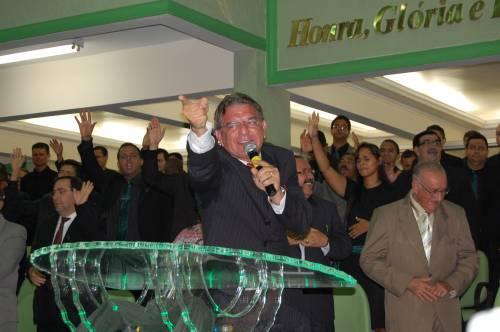 Pr. Jabes de Alencar - Umadli 2010 - Segunda-Feira