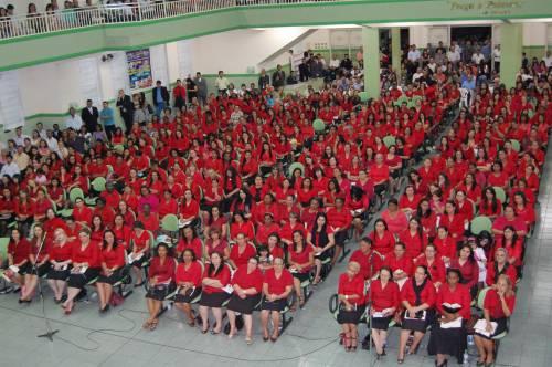 38º Congresso do Círculo de Oração Marcas de Amor