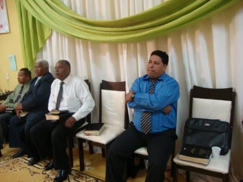 Mudança do Pr. Benedito para Aracuaí - Mg e Igreja