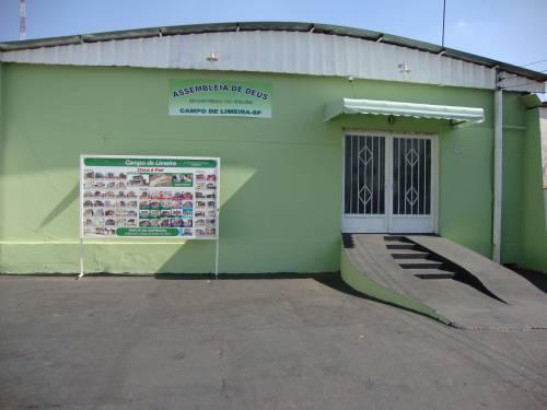 Salão em Ariranha