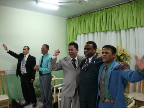 Trabalho evangelistico Vista Alegre do Alto