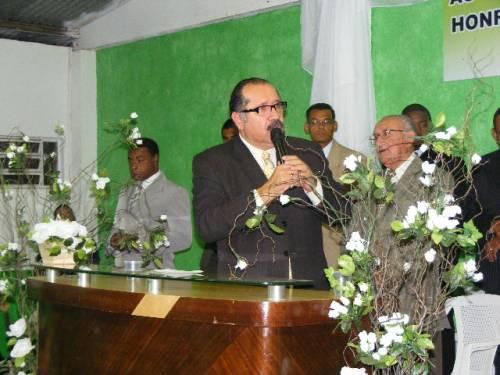 Viagem Missionária Pr. Levy Ferreira de Souza - Presidente do Campo de Limeira SP.