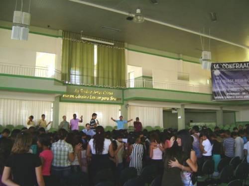 14ª CONFRAADEL 2010