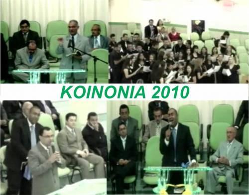 KOINONIA 2010
