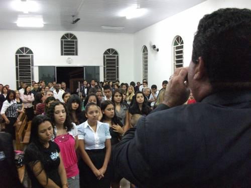 Culto de Avivamento Jd Santina