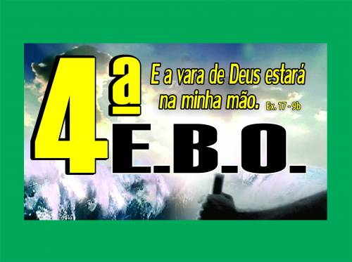 4ª E.B.O (Escola Bíblica para Obreiros) em Limeira