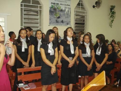 Bairro do Tatu: 28º Congresso de Jovens