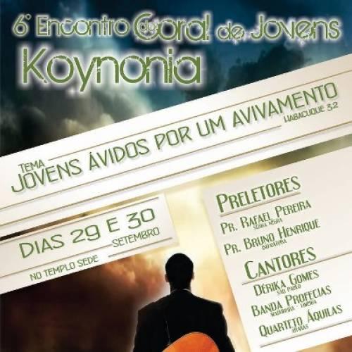 6º Encontro Koynonia