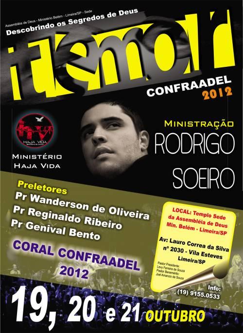 Vem aí a Confraadel 2012