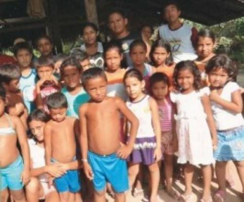Missionária investe na educação na floresta do Pará