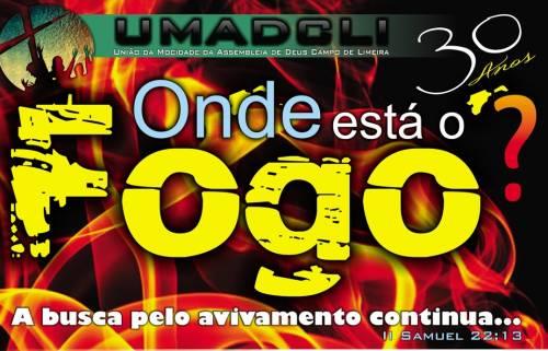 Davi Sacer em Limeira na UMADCLI 2013