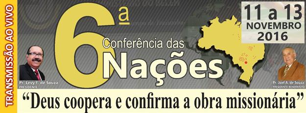 Conferência das Nações