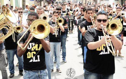 UMADCLI 2016 propagando o evangelho nas ruas de Limeira