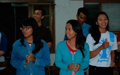 A Igreja de Cristo continua crescendo na Indonésia