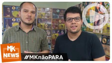Ministério Apascentar de Louvor - Falando do CD MKnãoPARA