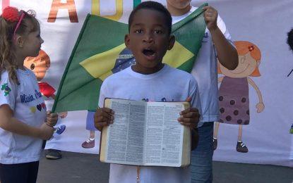 Assembleia de Deus nas ruas no dia 07