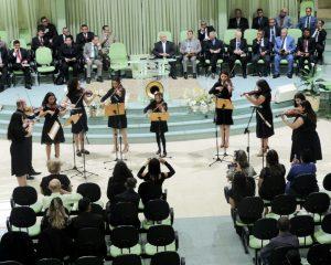 IEAD realiza Encontro de Orquestra
