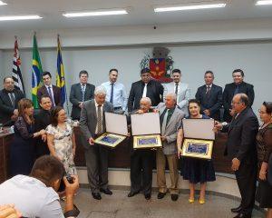 Pr. Joel Amâncio e Pra. Tânia são homenageados em Artur Nogueira