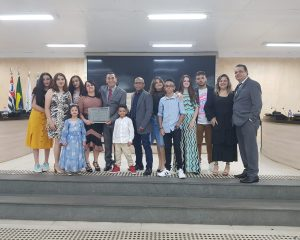 Pr. Jonas é 'Cidadão Limeirense'