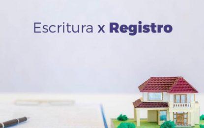 #dicasimobiliárias – Escritura e Registro