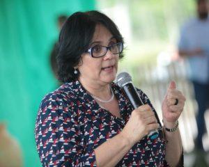 Ministra Damares estará na IEAD – Belém – Limeira no sábado