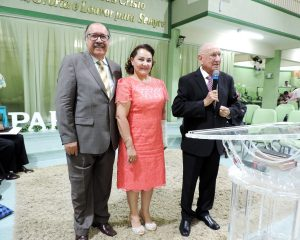 Pr Joel Amâncio comemora seus 86 anos