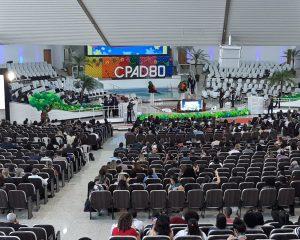 IEAD participa de congresso no Belenzinho