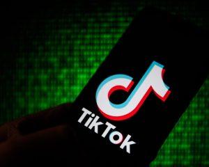 Atenção ao uso do Tik Tok