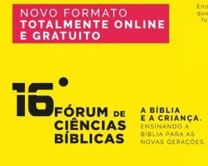 Fórum de Ciências Bíblicas começa na quinta