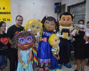 Conselho Nupcial entrega brinquedos a mais de 250 crianças