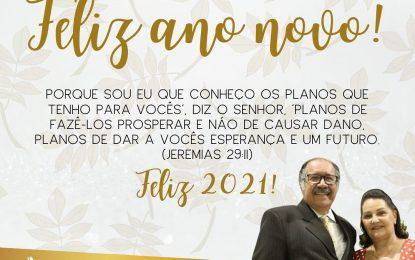 Novo Ano – Feliz  2021