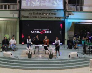 UMADCLI promove HOPE – UNLOCK